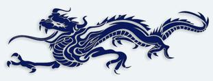 boční dekory :1130-SBS: draci/dragons